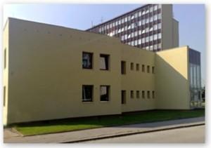 Sídlo - budova